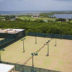 Отель The Royal Islander Мексика, Канкун - отзывы, цены и фото номеров - забронировать отель The Royal Islander онлайн теннисный корт