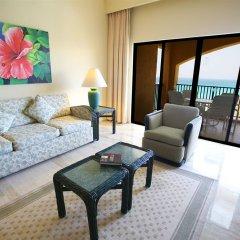 Отель The Royal Islander Мексика, Канкун - отзывы, цены и фото номеров - забронировать отель The Royal Islander онлайн гостиная