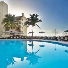 Отель The Royal Islander Мексика, Канкун - отзывы, цены и фото номеров - забронировать отель The Royal Islander онлайн переливной бассейн