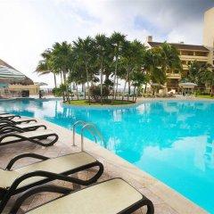 Отель The Royal Islander Мексика, Канкун - отзывы, цены и фото номеров - забронировать отель The Royal Islander онлайн бассейн