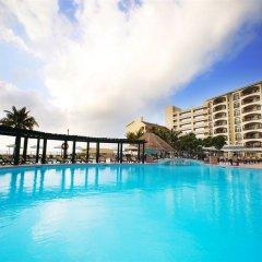 Отель The Royal Islander Мексика, Канкун - отзывы, цены и фото номеров - забронировать отель The Royal Islander онлайн открытый бассейн
