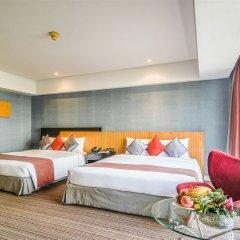 Отель BelAire Bangkok 4* Номер Делюкс