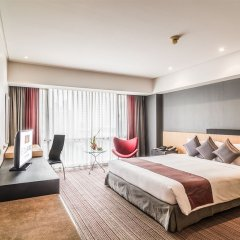 Отель BelAire Bangkok 4* Улучшенный номер фото 2