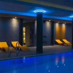 Отель Radisson Blu Park Lane Антверпен бассейн