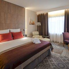 Гостиница Новотель Москва Шереметьево комната для гостей