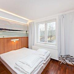 Omena Hotel Turku комната для гостей