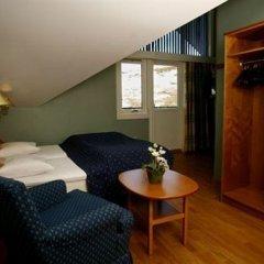 Storefjell Resort Hotel сейф в номере