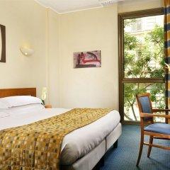Отель Le Méridien Visconti Rome комната для гостей