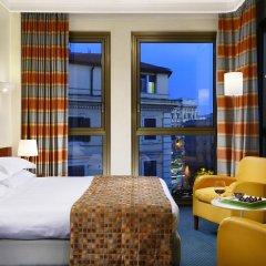 Отель Le Méridien Visconti Rome комната для гостей фото 2