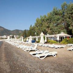 Отель D-Resort Grand Azur - All Inclusive пляж фото 2