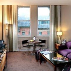 Townhouse Hotel Manchester 4* Люкс с различными типами кроватей