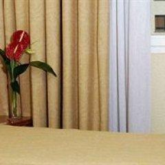 Отель Atocha Испания, Мадрид - отзывы, цены и фото номеров - забронировать отель Atocha онлайн комната для гостей фото 5