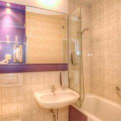 Rilano 24I7 Hotel München ванная