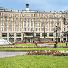 Гостиница Националь Москва вид на фасад