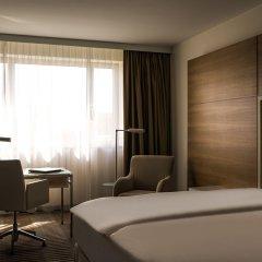 Отель Pullman Berlin Schweizerhof 5* Номер Делюкс с различными типами кроватей