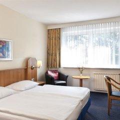 Отель Good Morning + Berlin City East 3* Улучшенный номер с различными типами кроватей фото 2