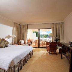 Отель The Royal Phuket Yacht Club 5* Улучшенный номер с различными типами кроватей