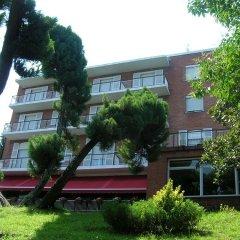 Отель Alcazar Irun - Centro Ciudad Испания, Ирун - отзывы, цены и фото номеров - забронировать отель Alcazar Irun - Centro Ciudad онлайн вид на фасад