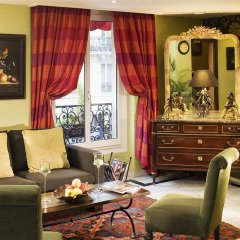 L'Hotel Royal Saint Germain интерьер отеля