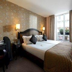 L'Hotel Royal Saint Germain комната для гостей фото 3