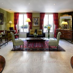 L'Hotel Royal Saint Germain лобби