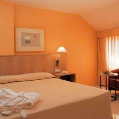 NH Jardines Del Turia Hotel комната для гостей фото 2