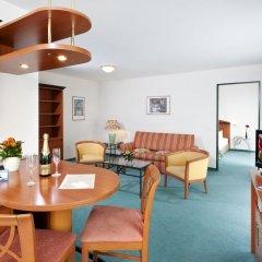 Отель Artis Suite Hotel Германия, Дрезден - отзывы, цены и фото номеров - забронировать отель Artis Suite Hotel онлайн комната для гостей фото 2
