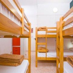 Отель Madrid Motion Hostels 2* Стандартный номер с различными типами кроватей фото 3