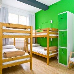 Отель Madrid Motion Hostels 2* Стандартный номер с различными типами кроватей