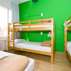 Отель Madrid Motion Hostels 2* Стандартный номер с различными типами кроватей фото 2