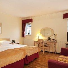Plaza Hotel Malmo Мальме комната для гостей