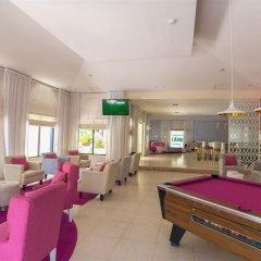 Отель Nyx Cancun All Inclusive Мексика, Канкун - 2 отзыва об отеле, цены и фото номеров - забронировать отель Nyx Cancun All Inclusive онлайн лобби лаундж фото 3