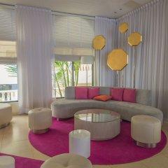 Отель Nyx Cancun All Inclusive Мексика, Канкун - 2 отзыва об отеле, цены и фото номеров - забронировать отель Nyx Cancun All Inclusive онлайн лобби фото 2