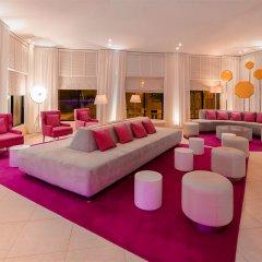 Отель Nyx Cancun All Inclusive Мексика, Канкун - 2 отзыва об отеле, цены и фото номеров - забронировать отель Nyx Cancun All Inclusive онлайн лобби