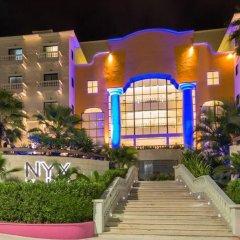 Отель Nyx Cancun All Inclusive Мексика, Канкун - 2 отзыва об отеле, цены и фото номеров - забронировать отель Nyx Cancun All Inclusive онлайн