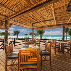 Отель Nyx Cancun All Inclusive Мексика, Канкун - 2 отзыва об отеле, цены и фото номеров - забронировать отель Nyx Cancun All Inclusive онлайн ресторан фото 2
