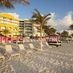 Отель Nyx Cancun All Inclusive Мексика, Канкун - 2 отзыва об отеле, цены и фото номеров - забронировать отель Nyx Cancun All Inclusive онлайн пляж