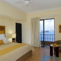 Отель Nyx Cancun All Inclusive Мексика, Канкун - 2 отзыва об отеле, цены и фото номеров - забронировать отель Nyx Cancun All Inclusive онлайн комната для гостей фото 4