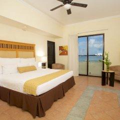 Отель Nyx Cancun All Inclusive Мексика, Канкун - 2 отзыва об отеле, цены и фото номеров - забронировать отель Nyx Cancun All Inclusive онлайн комната для гостей фото 9