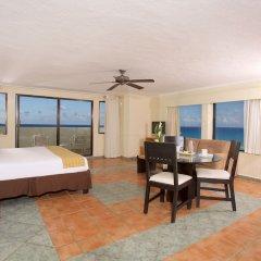 Отель Nyx Cancun All Inclusive Мексика, Канкун - 2 отзыва об отеле, цены и фото номеров - забронировать отель Nyx Cancun All Inclusive онлайн комната для гостей фото 6
