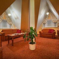 Hotel Union гостиная