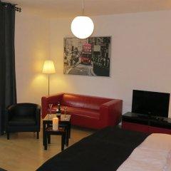 Отель Amary City Residence Берлин комната для гостей фото 5