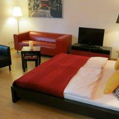 Отель Amary City Residence Берлин комната для гостей фото 4