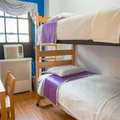 Отель Vanderbilt YMCA Номер Делюкс с различными типами кроватей