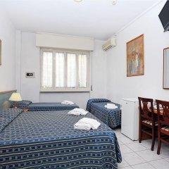 Отель Albergo Athena 3* Стандартный номер с различными типами кроватей фото 3