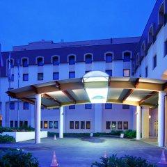 Гостиница Park Inn Великий Новгород фасад
