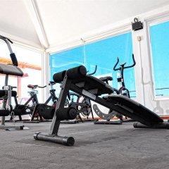 Отель Flamingo Cancun Resort Мексика, Канкун - отзывы, цены и фото номеров - забронировать отель Flamingo Cancun Resort онлайн фитнесс-зал