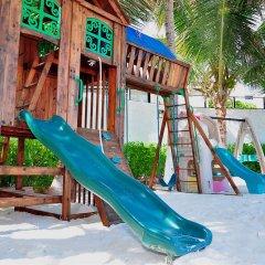 Отель Flamingo Cancun Resort Мексика, Канкун - отзывы, цены и фото номеров - забронировать отель Flamingo Cancun Resort онлайн детская площадка