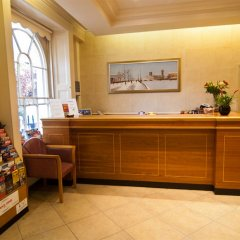 Orchard Paddington Hotel интерьер отеля