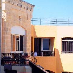 Отель Il Palazzin Hotel Мальта, Каура - 6 отзывов об отеле, цены и фото номеров - забронировать отель Il Palazzin Hotel онлайн балкон фото 3